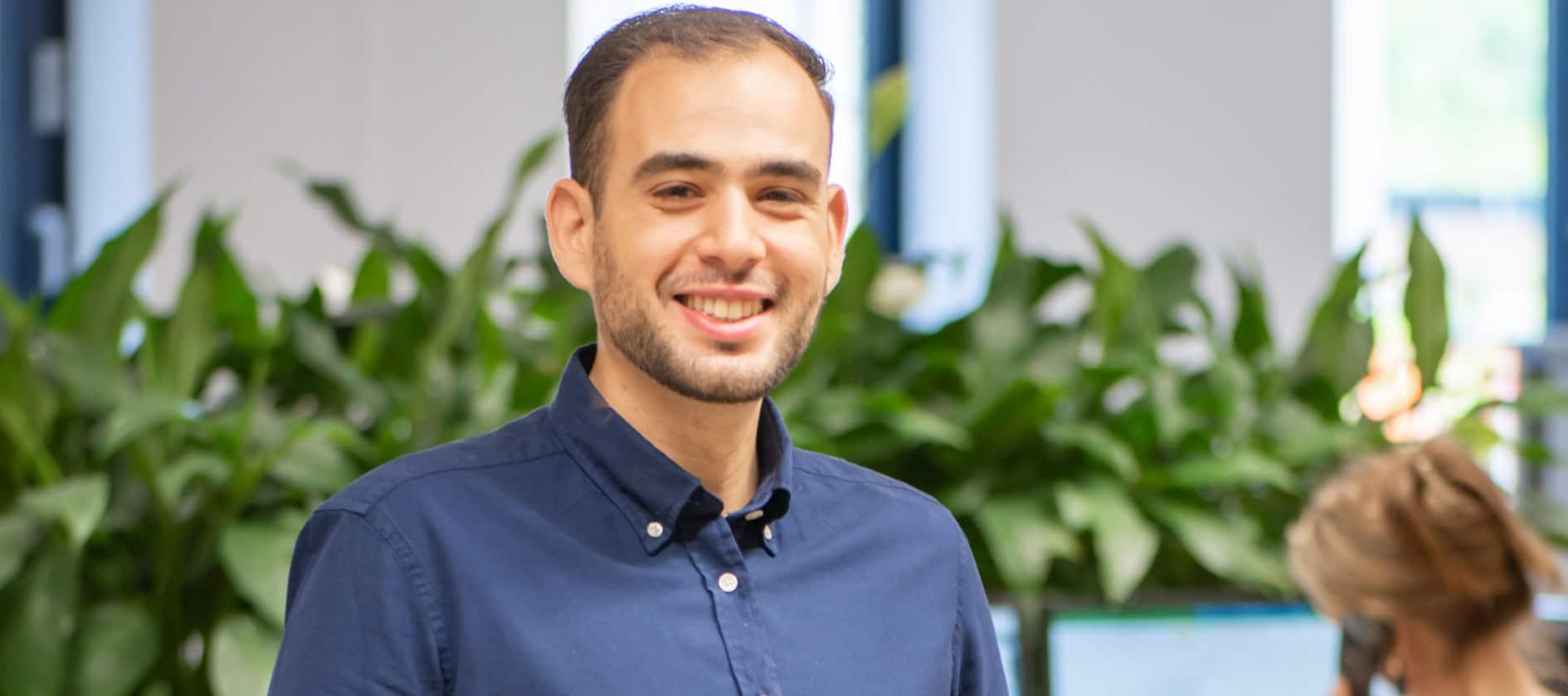 SROI social return on investment Mohamed Najim OAZ